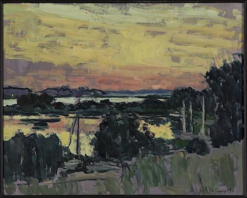 Sonnenuntergang bei Neppermin II
